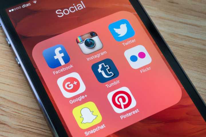 Redes sociales más populares en México