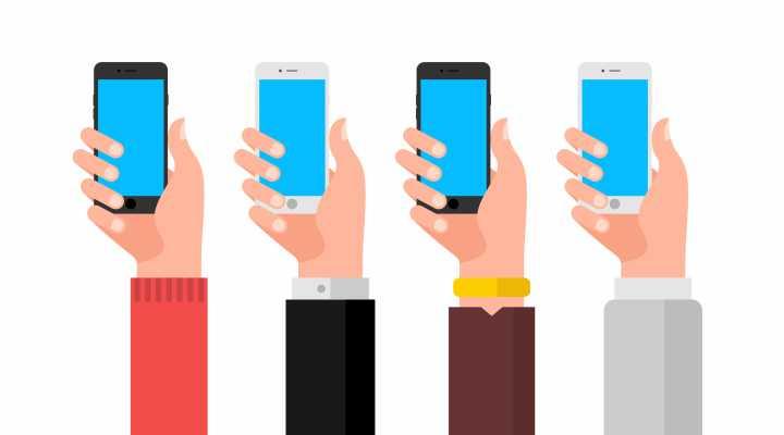 Teléfonos inteligentes en México