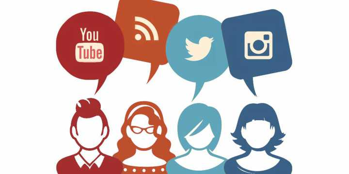 Influencers redes sociales