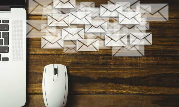 Ajustes mails, correos electrónicos