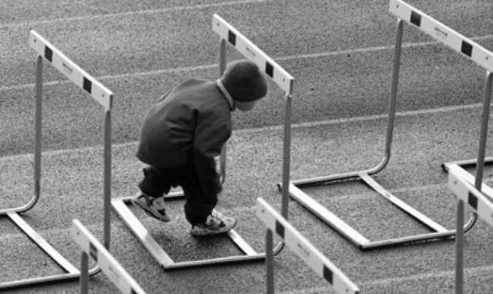 obstáculos, emprender, señales