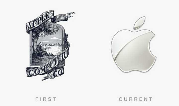 cambios en logos, logotipos