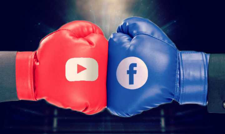 facebook watch, youtube, redes sociales, videos