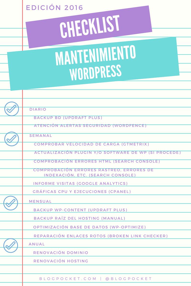 mantenimiento-blog-en-wordpress